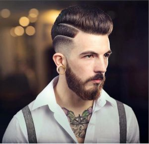 Mustache growth