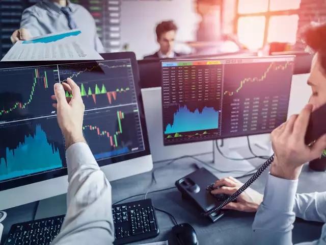 Online Trade Broker